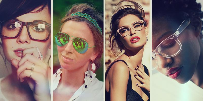 345907c1a Outro tipo de óculos que combina bem com qualquer tipo de roupa são aqueles  mais discretos com fio de nylon. Eles combinam com o ambiente de trabalho e  é ...