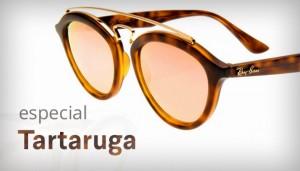 Especial Óculos Tartaruga