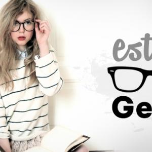 Óculos Geek estão em alta