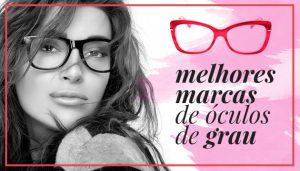 Principais marcas de óculos de grau