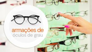 As melhores armações de óculos de grau
