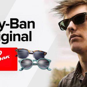 Os melhores óculos Ray Ban original