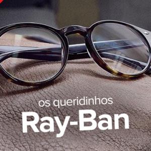 Os queridinhos da Ray-Ban