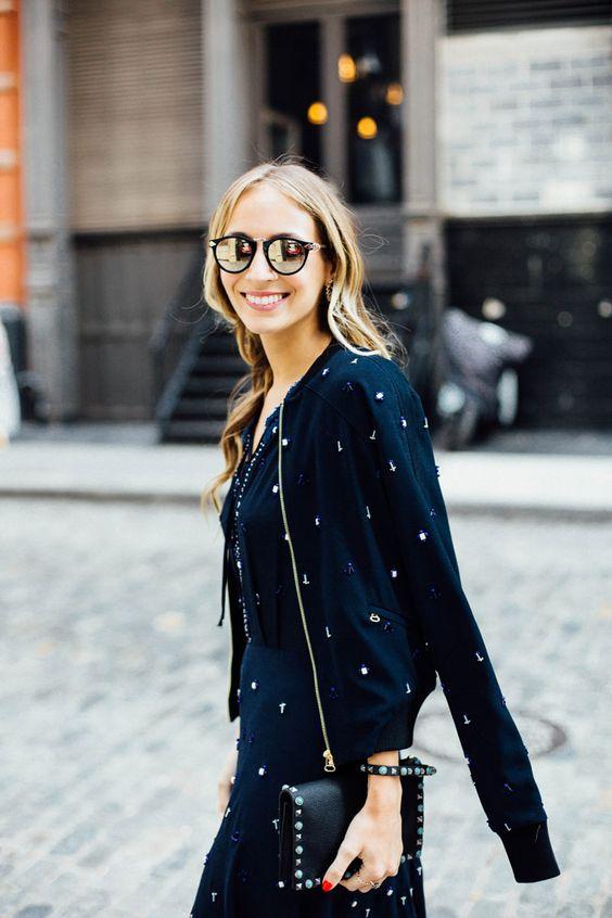 f2294c0151d93 A marca que já faz sucesso entre as blogueiras é pedida certa. Melhor ainda  se você montar um look composto por um vestido