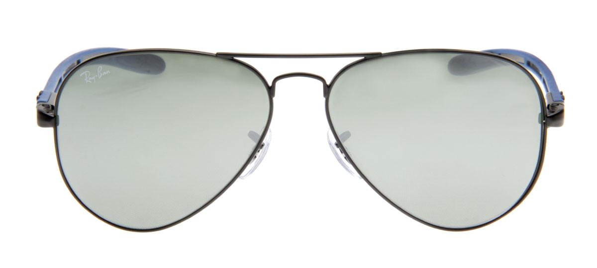 Ray-Ban Fibra de Carbono - RB8307 - Ray-Ban Aviador Fibra de Carbono Óculos  Ray Ban Aviator ... a757977dc8