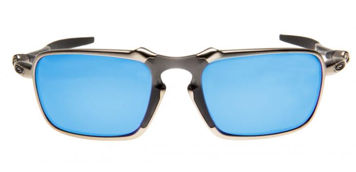 Oakley Bad Man  60 - Cinza Metálico - OO6020-04