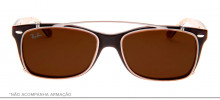 Ray-Ban Clip-On RB5228-C 53 - Prata - 2502/73