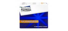 Lente de Contato Bausch & Lomb PureVision Toric - Incolor