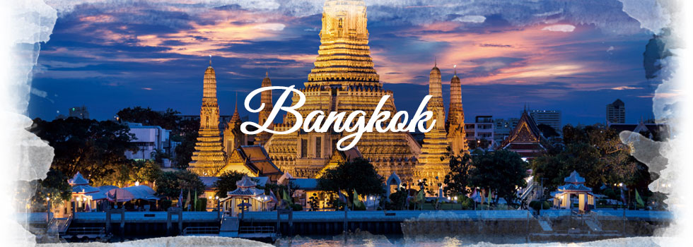 Cidade de Bangkok