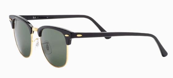 Óculos Ray-Ban Clubmaster