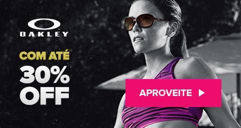 Óculos Oakley com Até 30% de Desconto
