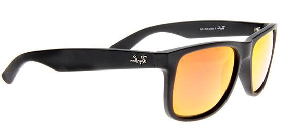 88d743943 ... Armação de Óculos em Plástico Estilo Wayfarer Zoom