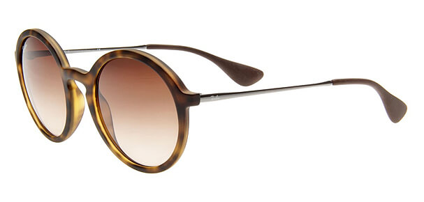 2990b1559 ... Armação de Óculos em Tartaruga Estilo Redondo