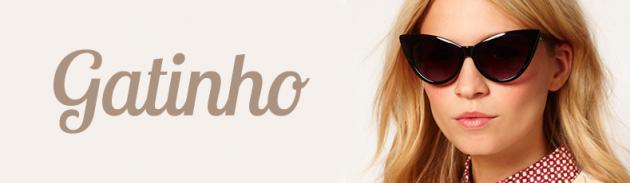 3dcacb98a Aprenda a combinar os óculos de gatinho ao seu formato de rosto