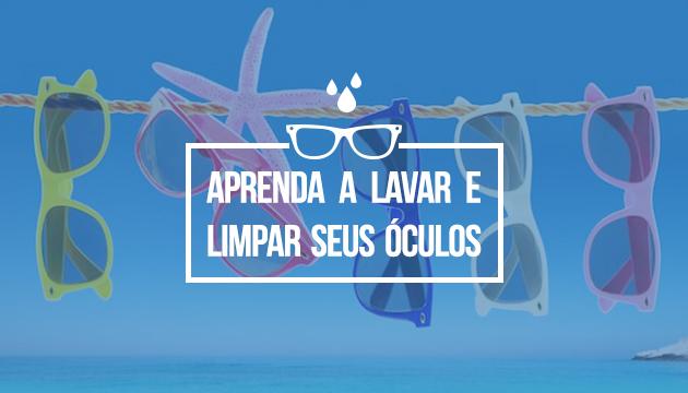 5 Dicas de Como lavar e limpar os seus óculos QÓculos a3e00122fb