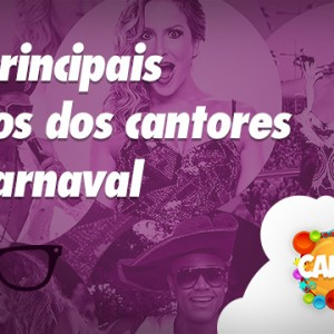 Confira os Principais Óculos dos Cantores de Carnaval