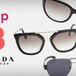 Top 3 Óculos Mais Vendidos Prada - QÓculosQÓculos 2a228320a3