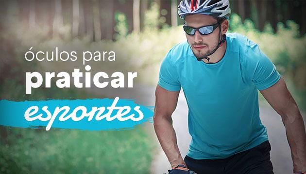 a371286919c28 Óculos para praticar esportes - QÓculosQÓculos