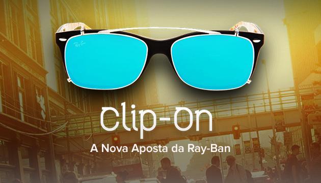 Clip On  Um acessório retrô de volta à moda - QÓculosQÓculos 089add28b7
