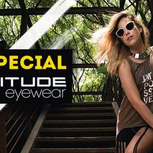 Especial Óculos Atitude