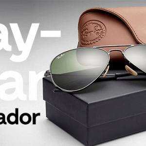 Tudo sobre lentes polarizadas · O famoso Ray-Ban Aviator 622b11c590