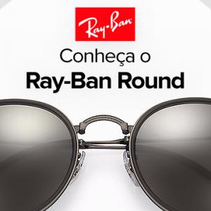 Conheça o Ray-Ban Round