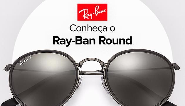 b4ebda1c9 Conheça o Ray-Ban Round. 31 ago. Os óculos ...