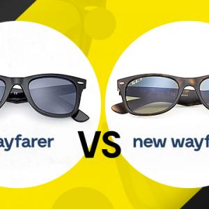 As diferenças entre Wayfarer e o New Wayfarer