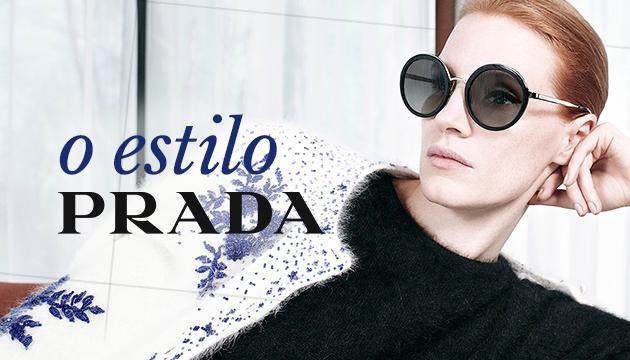 ed87593cc Óculos Prada: Glamour e estilo - Confira! - QÓculosQÓculos