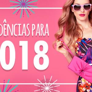 Tendências de óculos para 2018 – Confira!