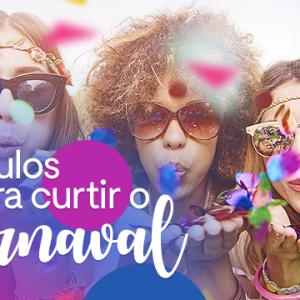 Óculos para curtir o carnaval
