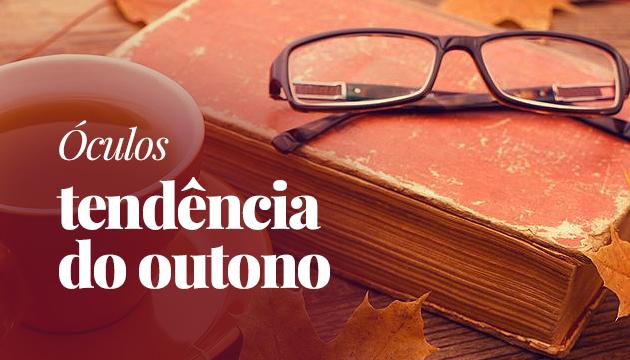 Óculos tendência do outono 2018 – Confira!