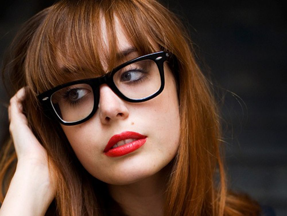 655d9a1306f00 Óculos feminino para rosto redondo  3 modelos ideais - QÓculosQÓculos