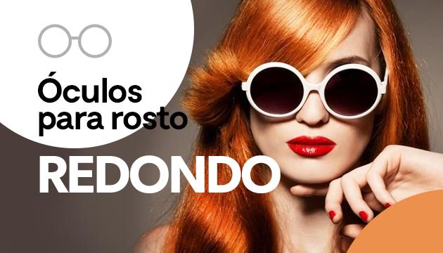 Óculos para rostos redondos: Escolhendo o melhor modelo