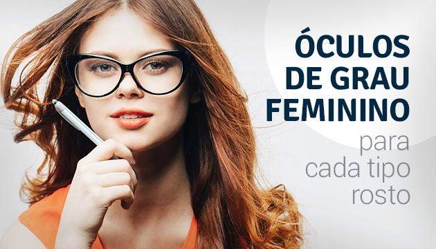 Óculos de grau feminino para cada tipo de rosto - QÓculosQÓculos 2ee9b133bf