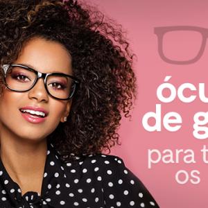 Tipos de óculos de grau para cada rosto