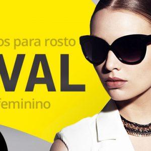 Óculos de sol para rosto oval: Saiba como escolher