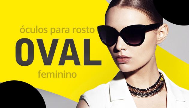 Óculos de sol para rosto oval: Descubra como escolher
