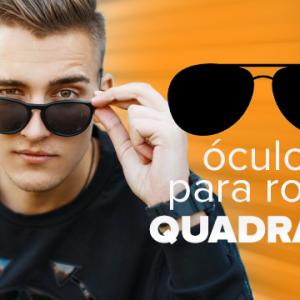 Armações de óculos para cada tipo de rosto · Óculos para rosto quadrado –  Descubra o ... 89630ce4ac