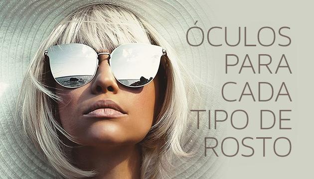 23113fc064632 Óculos para cada tipo de rosto  Descubra o seu - QÓculosQÓculos