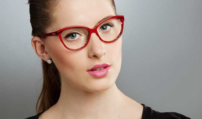 óculos de grau para rosto oval