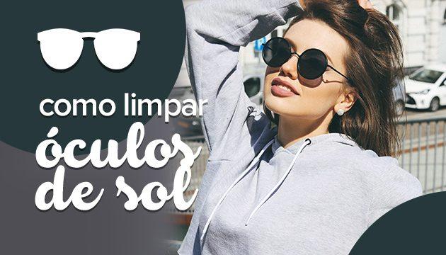 Saiba como limpar óculos de sol - QÓculosQÓculos 521a660dee