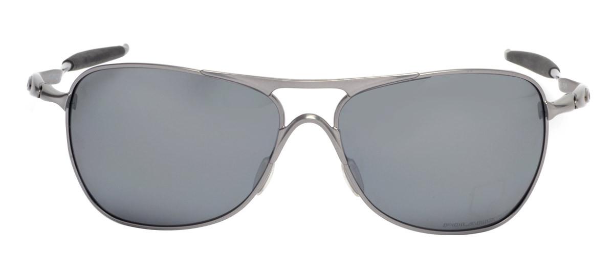 92ea25fec66c0 Oakley CrossHair - Cinza - Polarizado - OO4060-06 - QÓculos.com