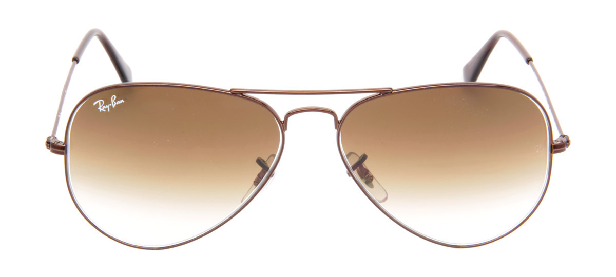 528523bb0 Ray-Ban RB3025 Aviador 58 - Marrom Metálico - 014/51. Loading zoom