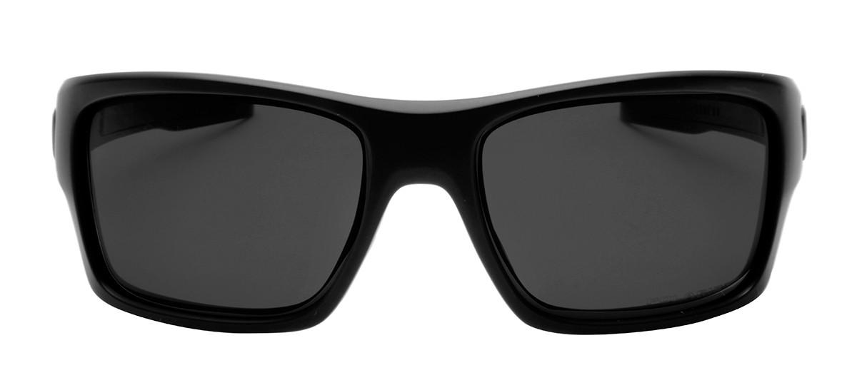 Óculos Oakley Turbine Lente Polarizada Preto Fosco - OO9263-07 ... 6883b5e73e