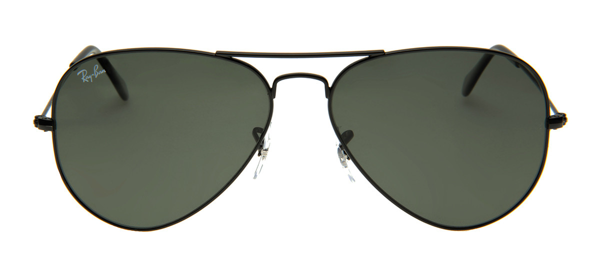 Ray-Ban RB3025 Aviador 62 - Preto - L2821 - QÓculos.com 98feb54787