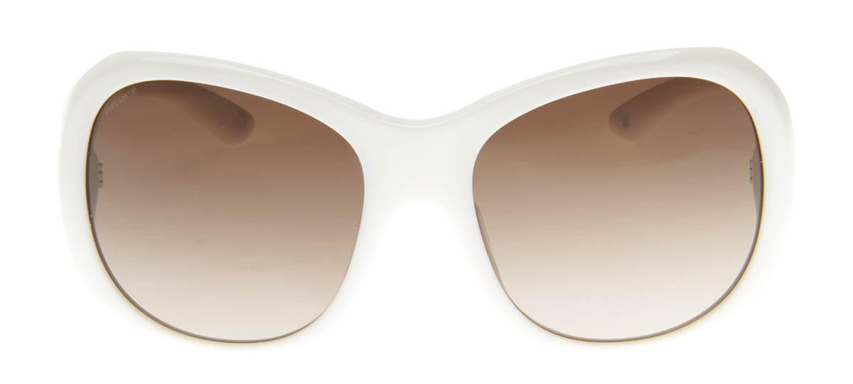 3cb5fba348204 Prada SPR09L - Óculos de Sol Prada Feminino Branco