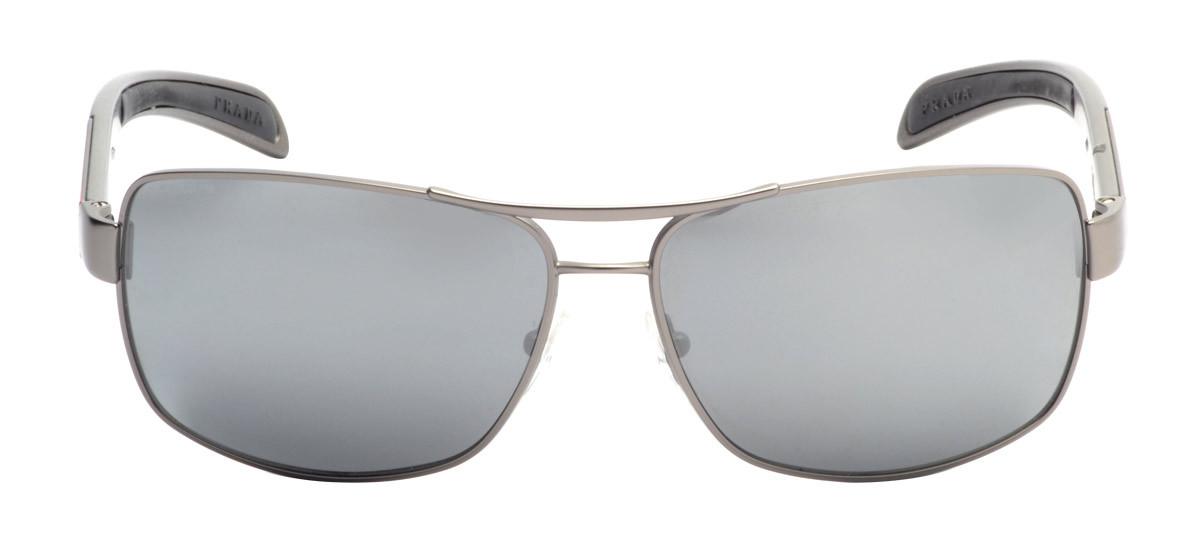f40f430fb6214 Óculos de Sol Prada Masculino Óculos para Homem SPS54I Lentes Espelhado. Loading  zoom