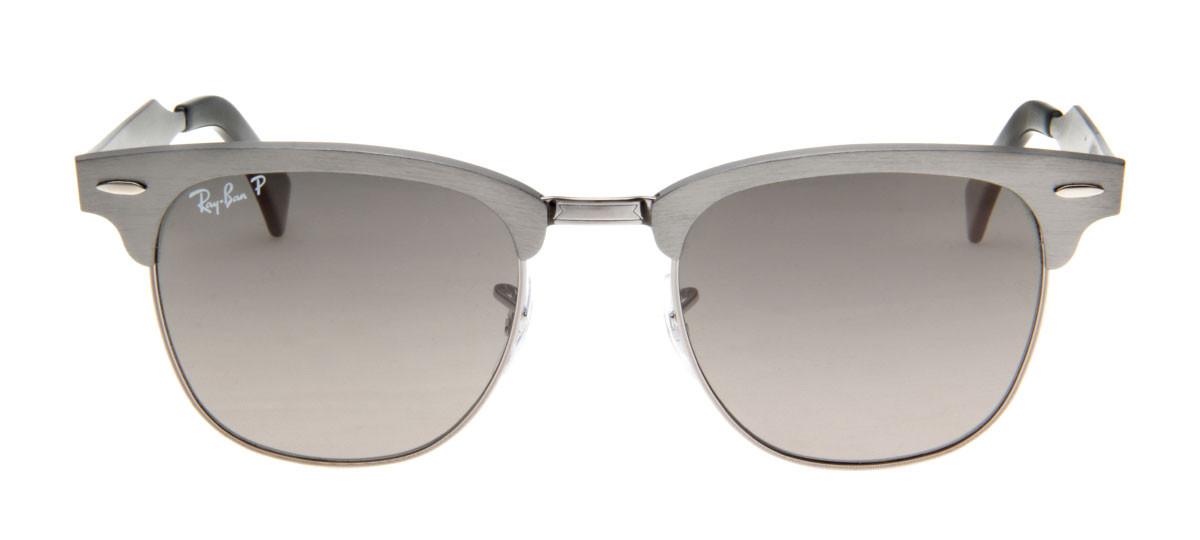 079ab6a5b45c8 ... ireland Óculos de sol ray ray ban clubmaster wayfarer cinza lente  polarizada. loading zoom 42539