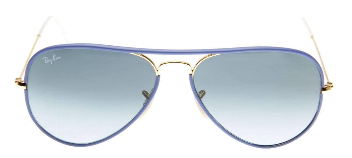 806adef3fe127 Óculos de Sol Ray Ban Estilo Aviador 58 Azul RB3025JM. Loading zoom. Óculos  de Sol Ray Ban ...